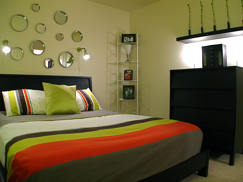 Modern and Stylish Bedroom Designs color