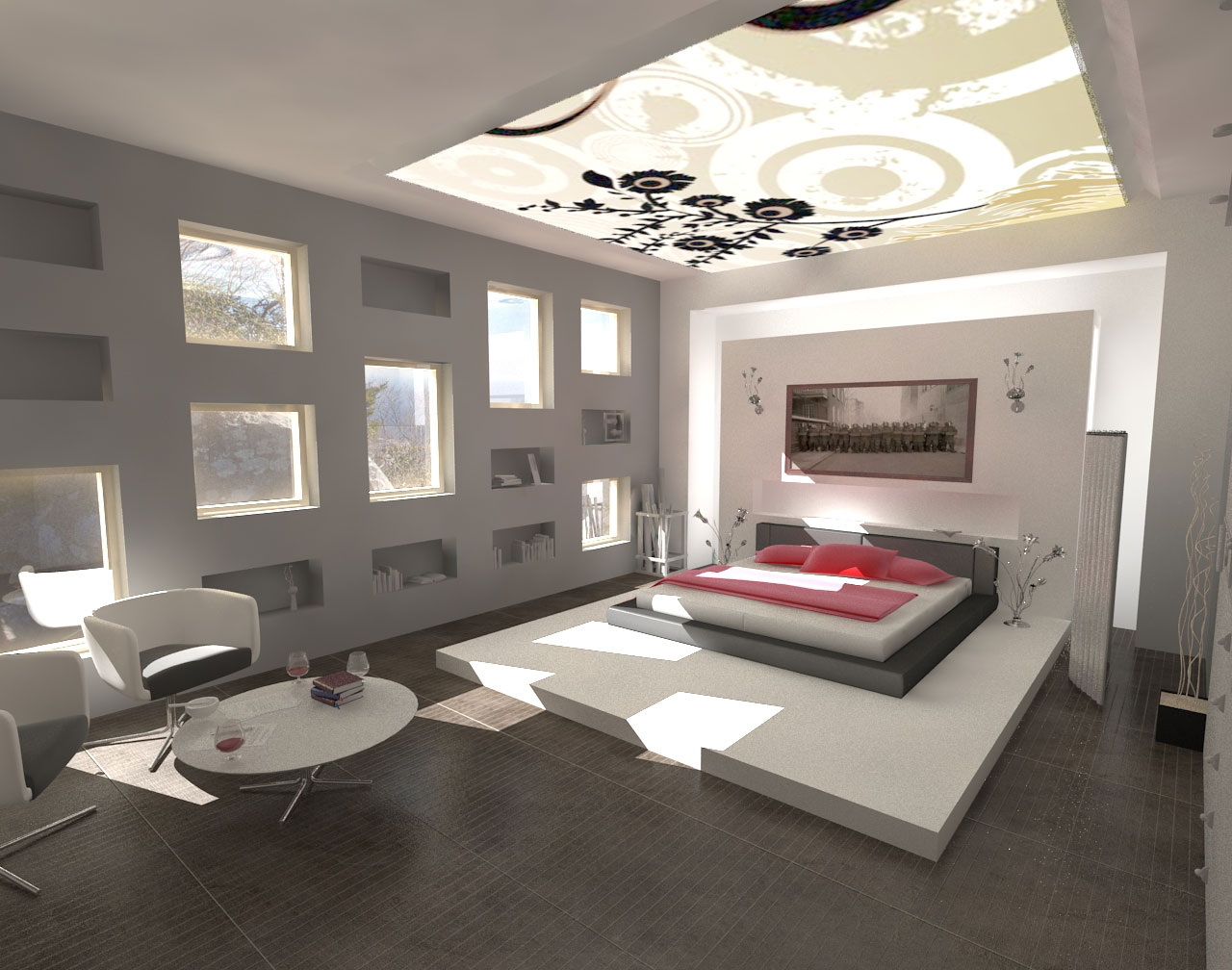 trends bedroom design