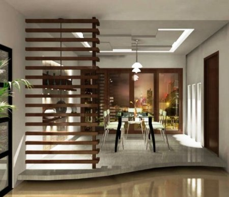 Dining room collections luxury interior design for Wall designs for dining area