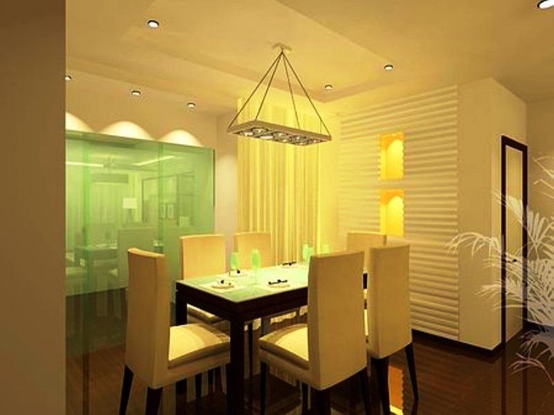 Modern and Inspirational Dining Room Designs - interior blueprint