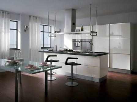 Modern Style Minimalist Kitchen Design