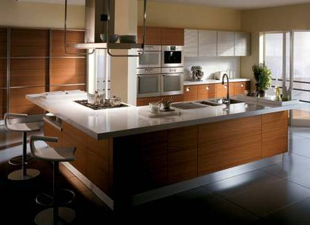 21 Modern Design Inspirations For Your Dream Kitchen : Home