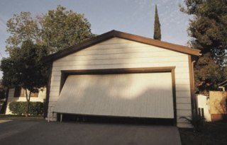 Canopy garage door & Different Types Of Garage Doors And Their Uses! - Home Interiors Blog