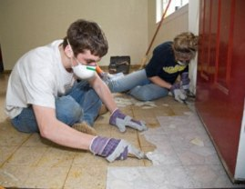 Make Your Home Repair Successful With Right Floor Tiling!