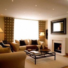 Decorating a home interior is a great challenge. Interior decoration