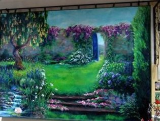 Make Your Wall Decoration Beautiful And Elegant With Wall Mural Painting! Part 36