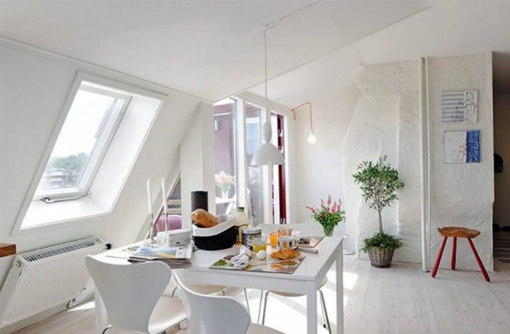21 Modern and Inspirational Dining Room Designs