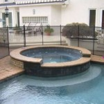 Different Pool Fences That Add Safety To The Swimming Pool!