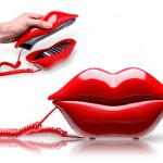Kiss Me Phone Is A Retro Collection For Your Home!