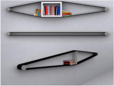 31 Modern And Creative Book Shelves Bookshelf Ideas