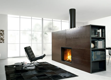 16 Creative Sophisticated Fireplaces