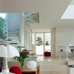 Decorating A Dream House In White