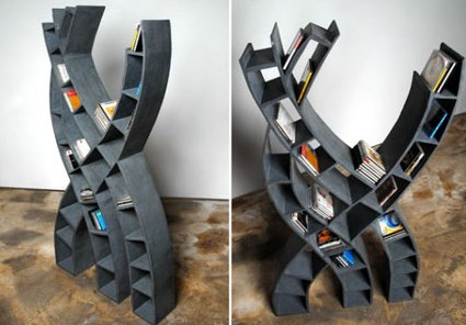 bibliotheque tree bookshelf
