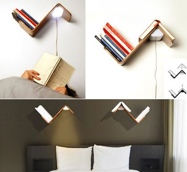 lili lite bookshelf