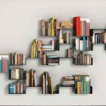 Contemporary & Creative Book Shelves