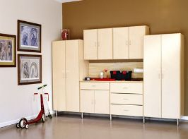 Garage cabinets for storage and style home interiors blog