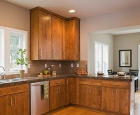 Bamboo Kitchen Cabinets Are An Ecofriendly Solution