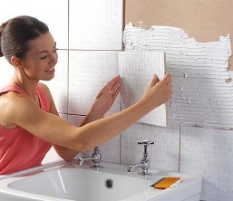 remodelling bathrooms