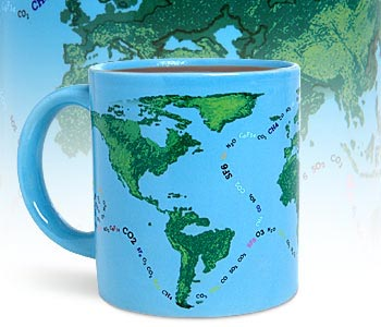 Global Warming Mug