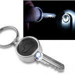 Locklite Mini Key Torch Helps You Put The Key In The Lock