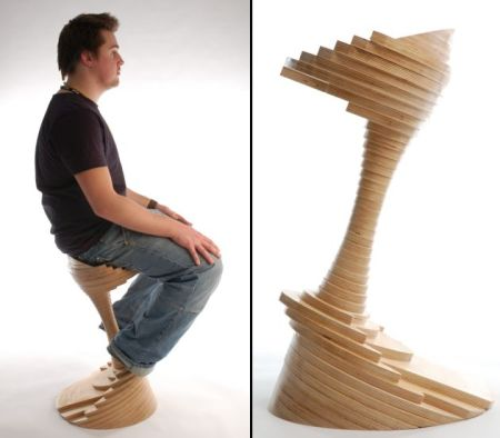LumBar Stool