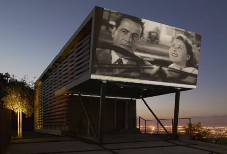 drivein home theater