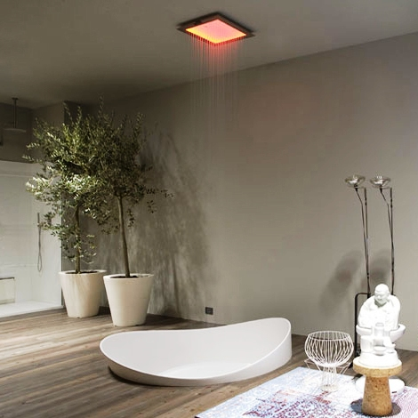 Innovative Shower Stands Will Give The Bathroom A Certain
