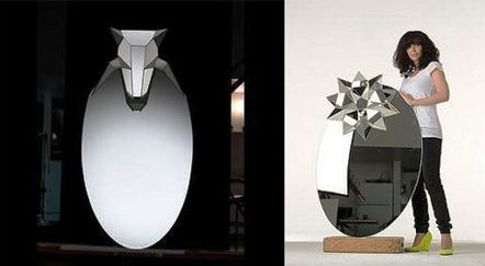 29 Beautiful & Creative Mirror Designs