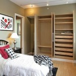 Built In Closets For Saving Space