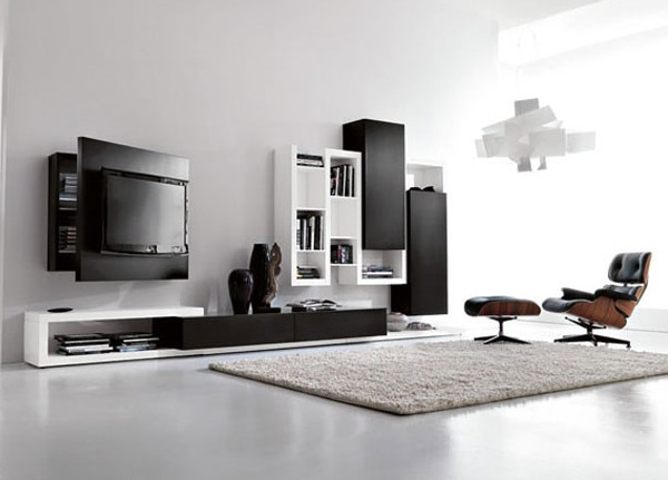 A new concept of living room trends for 2010 home for Living room concepts