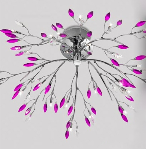 crystal light fixtures calispo micron