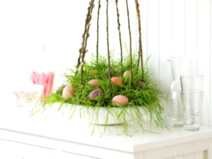 easter centerpeices