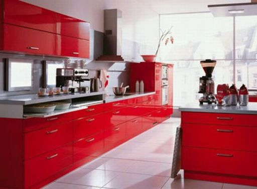 Characteristics Of Ideal Kitchen Designs : Home Interiors Blog