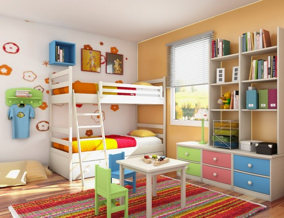 kids room designs 13