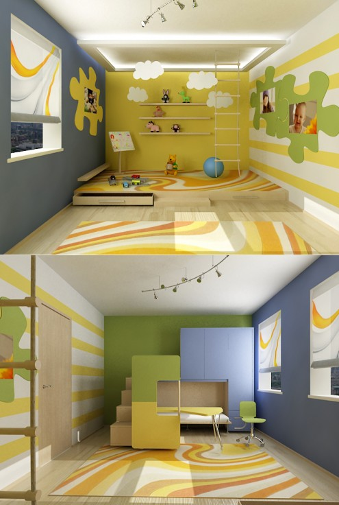 kids room designs 33