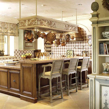The right kitchen design and all the details that matter for Provence kitchen design