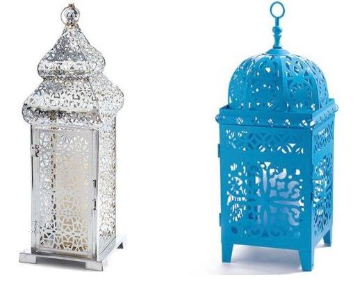 Arabian Nights Touch Via The Right Magical Lantern Home