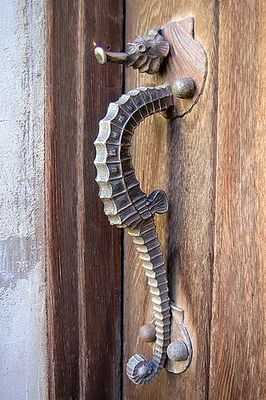 nautical doorknob