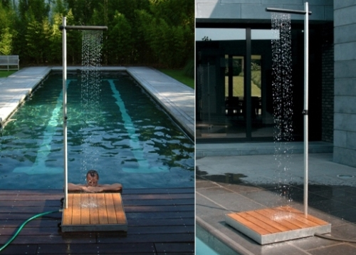 15 Outdoor Shower Designs For A Refreshing Summer Shower