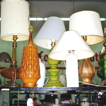 10 Home Decorating Tips for Using Thrift Store Finds
