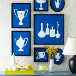 Add a Stylish Touch with DIY Silhouette Art