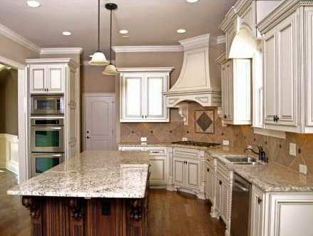 Smart Summer Refurbishing –Repaint the Kitchen Cabinets in Style ...