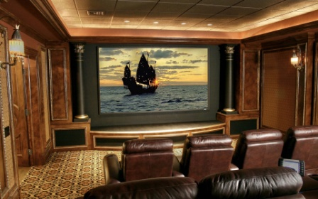 Home Theater Decor Design