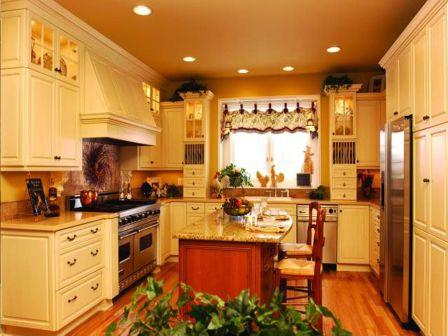 Kitchen Decorating Ideas for Small Kitchen