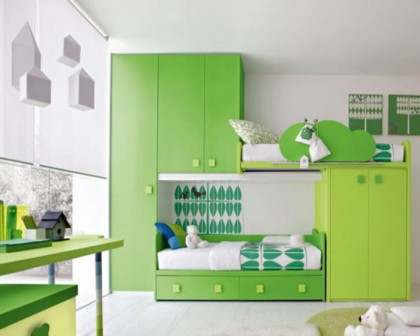 Modern Kids Furniture Design