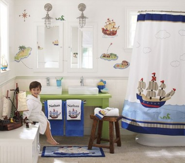 Popular Kids Bathroom Decor Ideas