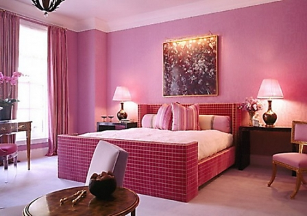 Colorful Bedroom Designs for Teenage Girls