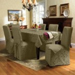 Ideas for Covering Dining Room Chairs