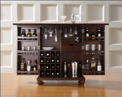 Vintage Home Bar Furniture