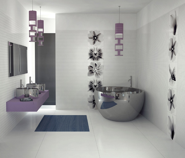Apartment Bathrooms Ideas Bathroom Designs: 25 Contemporary Bathroom Designs For A New Striking Look
